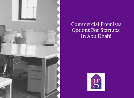Commercial Premises Options For Startups In Abu Dhabi