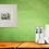 giclee art print elephant picture artwork decor living room Gateway Art Sales Abu Dhabi Dubai UAE gift wood shelf green mount