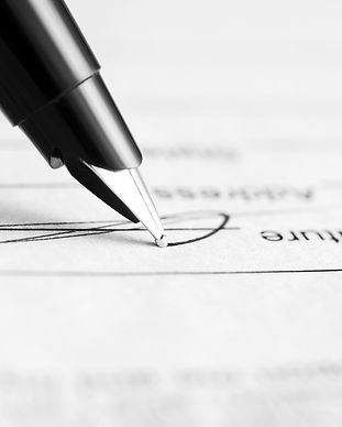 Signature Specimen Notary Public Gateway