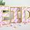Thumbnail: Freestanding Pom Pom Letters Set - EID