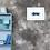 Thumbnail: Blue Camper Van ORIGINAL PAINTING
