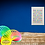 mini beach huts beach houses giclee print with mount for sale wood shelf sliky blue Gateway Art Sales Abu Dhabi Dubai UAE