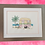 Thumbnail: Pink Retro Caravan ORIGINAL PAINTING