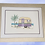 Thumbnail: Purple Retro Caravan ORIGINAL PAINTING