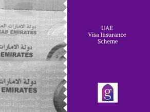 UAE visa insurance scheme