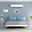 blue beach huts bundle large giclee print home decor decoration bedroom 12x16 Gateway Art Sales Abu Dhabi Dubai UAE