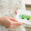 green camper van greeting card insitu hands birthday card thank you card notecard Gateway Art Sales Abu Dhabi Dubai UAE