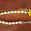 Spring chicks wood bead garland with tassel jute yellow white star decor Abu Dhabi Dubai Al Ain Gateway Art Sales LLC Easter