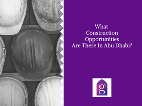 What Construction Opportunities Are There In Abu Dhabi?