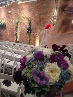 sustainable wedding wedding flowers