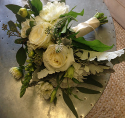 luxe bridesmaid's bouquet