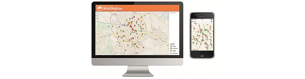 MobiMelder is een belangrijke tool voor Wegspotters.