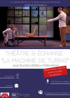 Soirée Casa Talivera la Machine de Turing