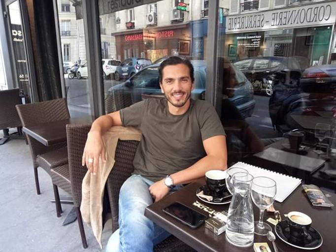 Samir Boitard à la Casa