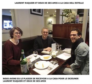 Laurent Ruquier et ses amis