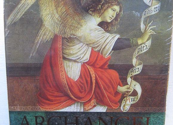 Archangel Gabriel Orakelkort