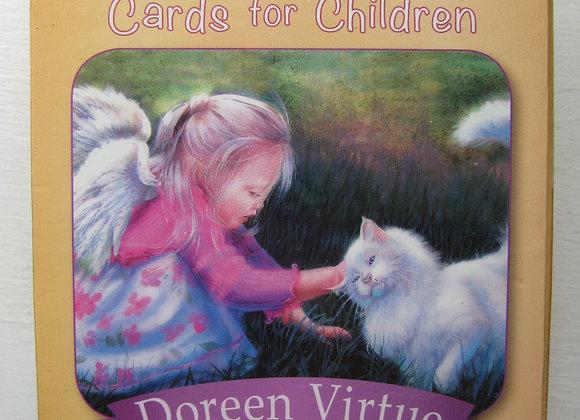 Cherup Angel, barnekort