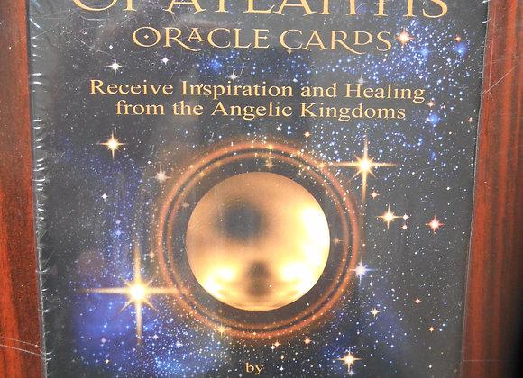 Angels of atlantis oracel cards
