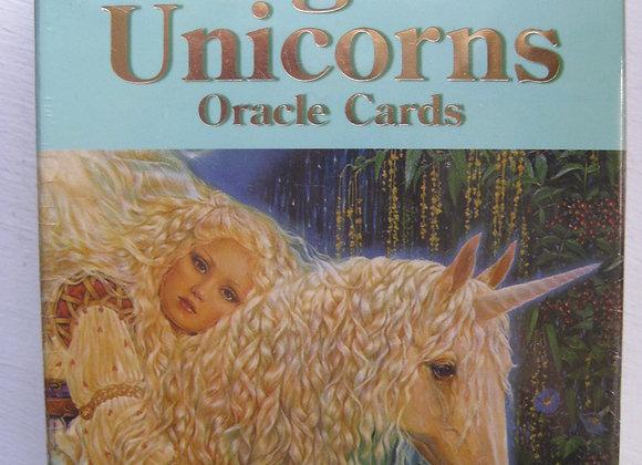 Magical Unicorns orakel cards