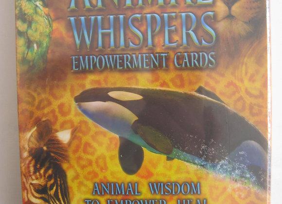 Animal whispers