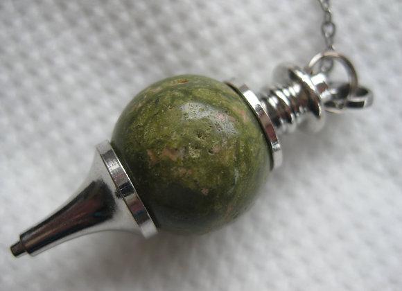Pendulum i unakitt
