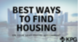 Best Ways to Find Housing on Your Next Travel Assignment