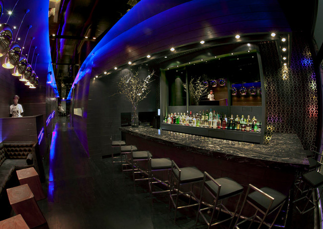 VIV's seated drink bar