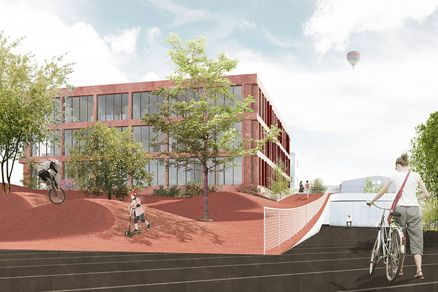 3rd prize for the Home of Health