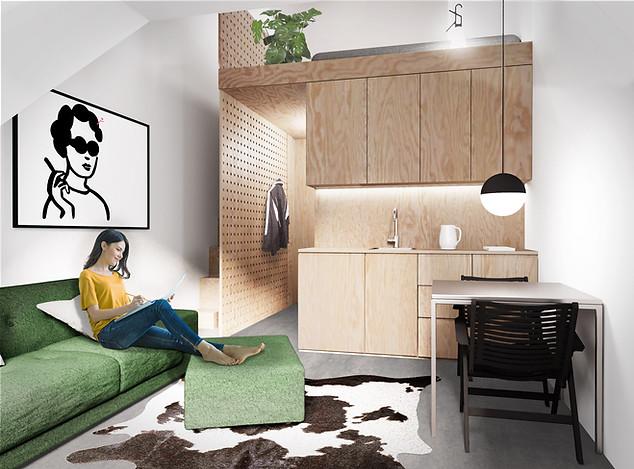 NEW: 'CoApt' Apartments
