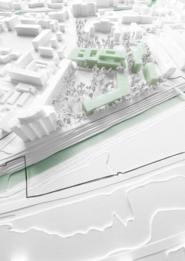Increased 3rd prize for Roška Art District Masterplan
