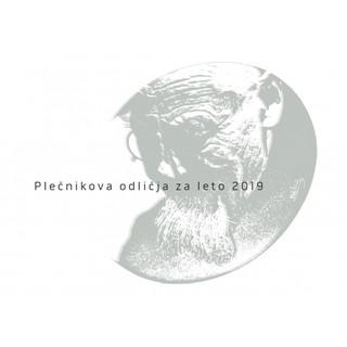 Nomination for Plečnik Medal