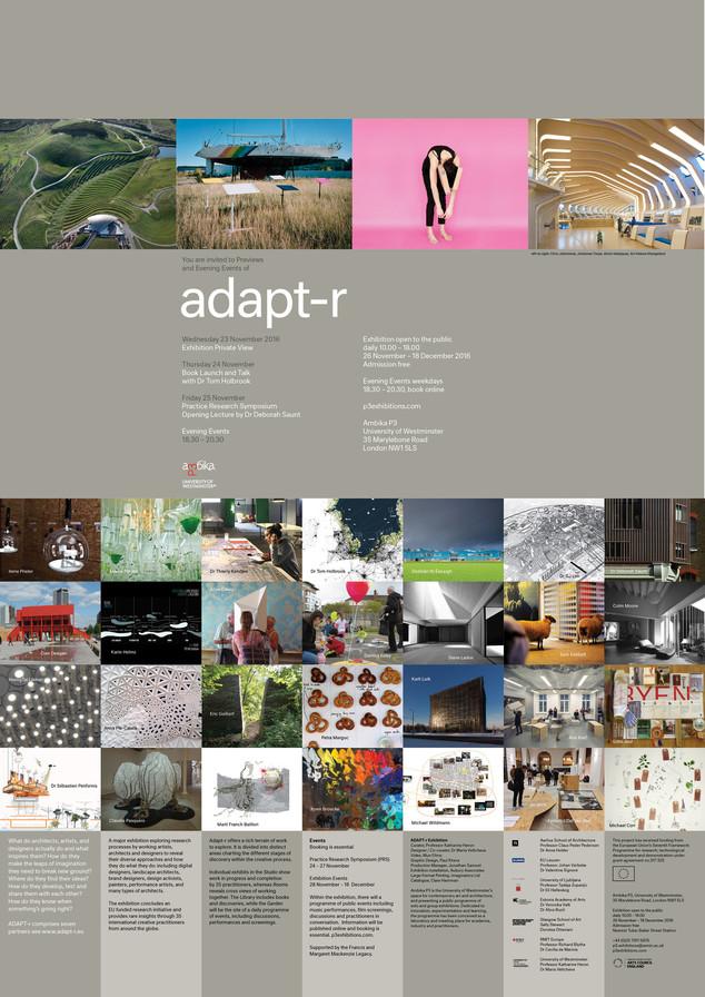 ADAPT-r Final Exhibition!