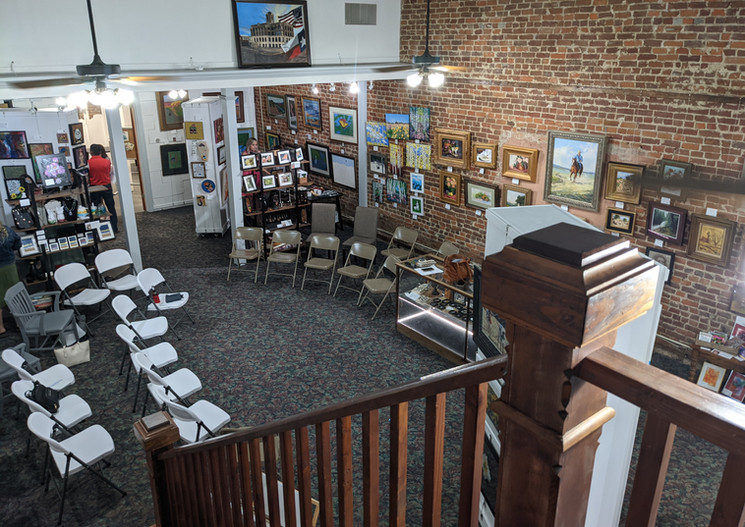 Host your event at the Gallery