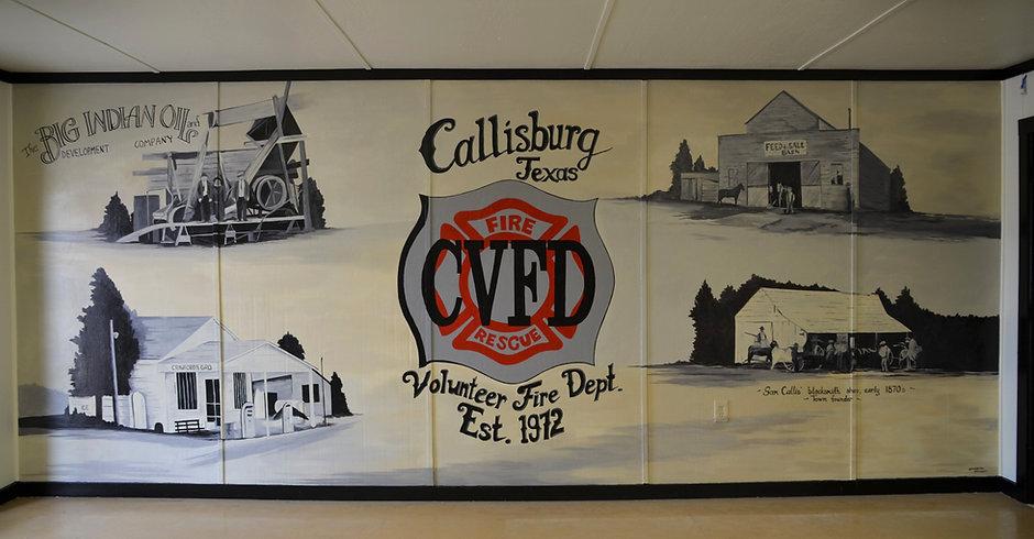 Callisburg Volunteer Fire Dept