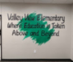 Valley View Elementary motto