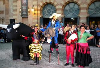 """Carne al Toro"" en el FIT de Cádiz"