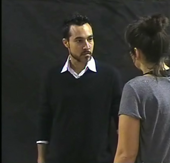 Master of the actor before the camera
