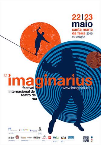 """""""BIG DANCERS"""" en el Festival Internacional de Teatro de Rua IMAGINARIUS"""