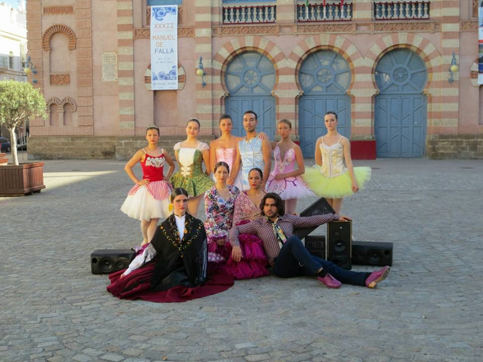 Conservatory of Dance Maribel GALLARDO, Cádiz