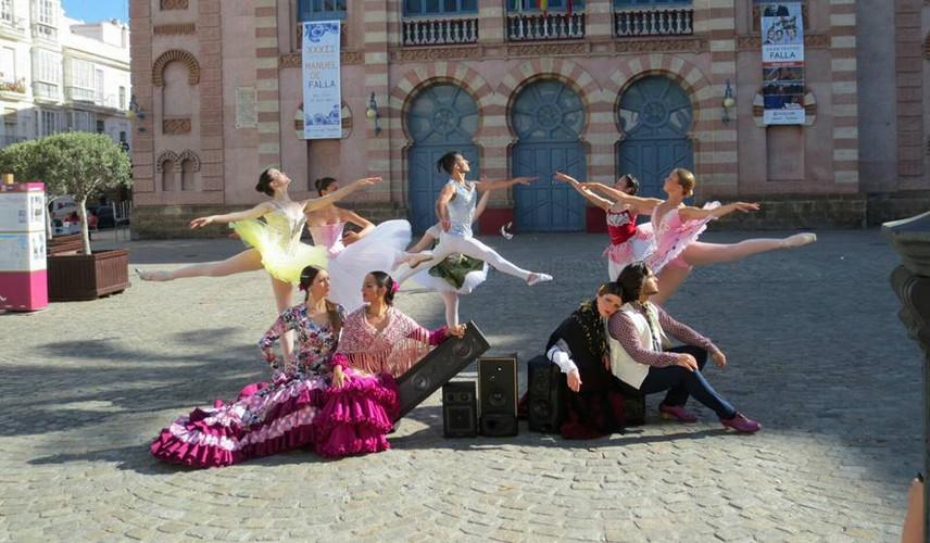 Conservatory of Dance Maribel GALLARDO, Cádiz