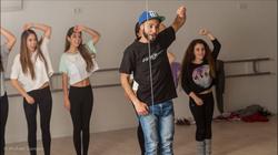 """Danzas Urbanas"" en ESPACIO ARMONIA"