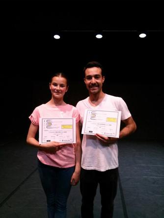 """Ganador de II Concurso de Danza """"Ciudad de Cádiz"""""""
