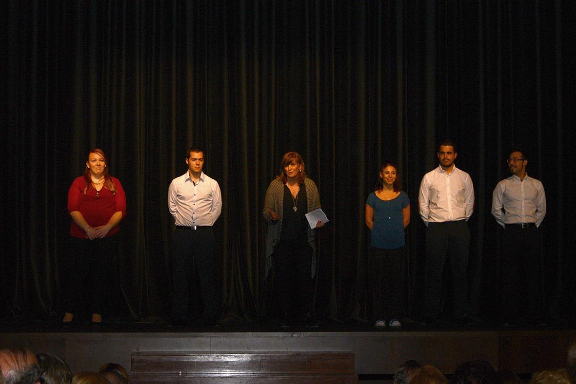 Profesores y Monitores de Teatro