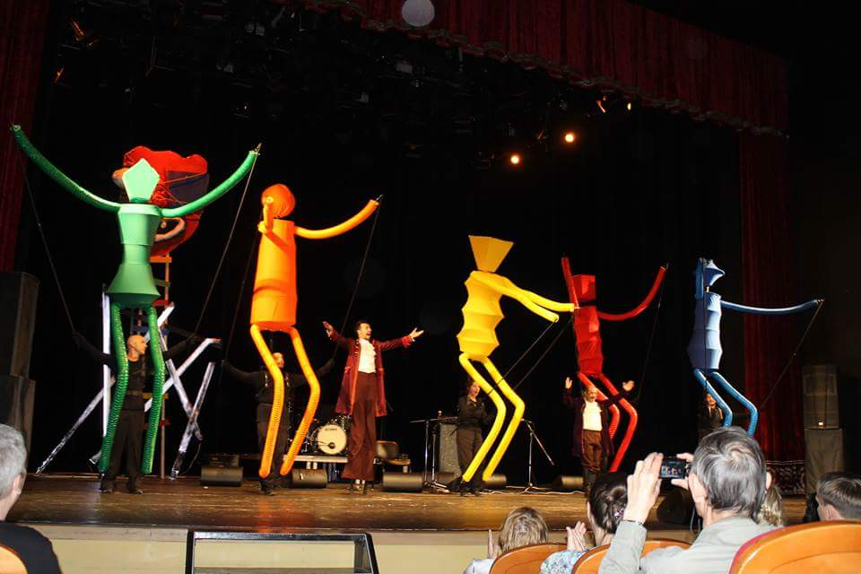 XXI Arkhangelsk International Street Theatre Festival