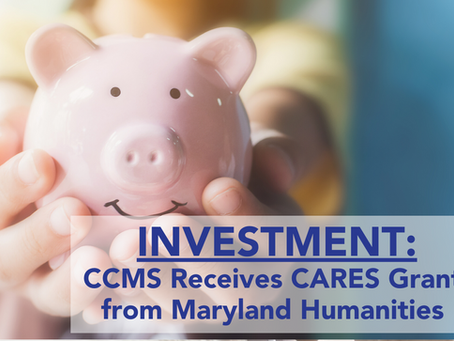 Character Counts Mid Shore Receives CARES Grant from Maryland Humanities