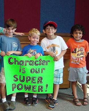 YMCA Chesapeake - Character Superhero.jp