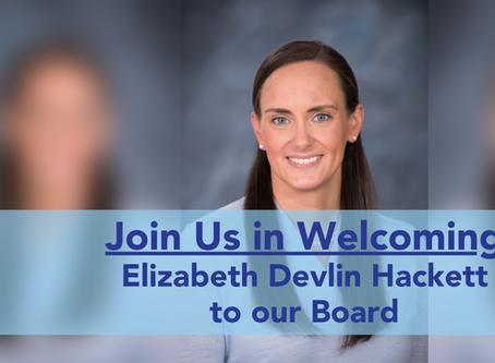 Chesapeake College's Elizabeth Hackett Joins CCMS Board of Directors