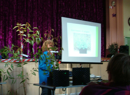 Hilary invited to The Hardy Plant Society