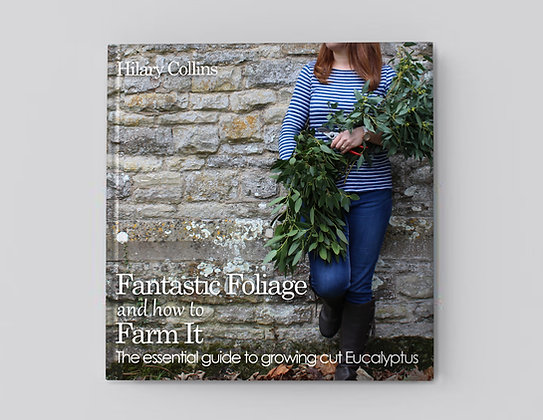 Cut Foliage Book: Fantastic Foliage and how to Farm It by Hilary Collins