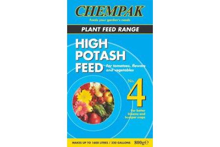 Chempak no.4 fertiliser